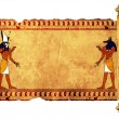 Anubis and Horus - Foto de Stock  