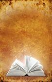 Sihirli kitap — Stok fotoğraf