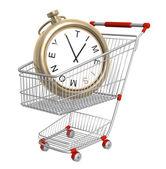 Tid är pengar — Stockfoto