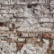 Old brick wall — Stock Photo #3736924