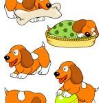 Puppy — Stock Vector #3739728