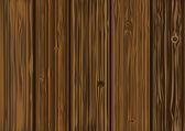 Vector texture - old wooden boards — Stock Vector