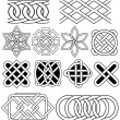 Royalty-Free Stock Vector Image: Vector celtic knots