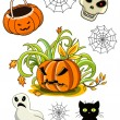 Halloween — Stock Vector #3862053