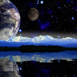 View of the Earth — Stock Photo