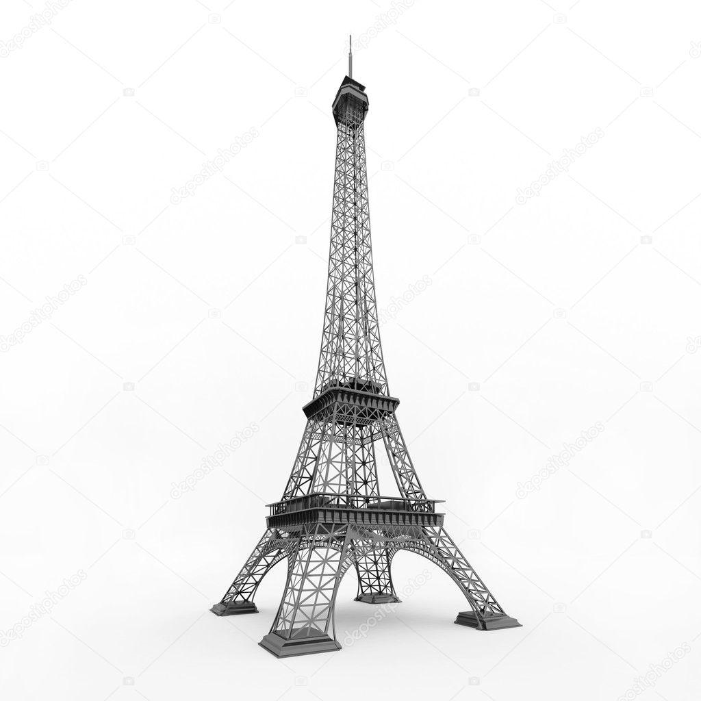 Eiffel Tower Dimensions Eiffel Tower in Paris