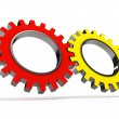 Gear wheels — Stock Photo #3900421