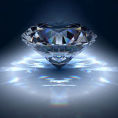 Diamant juweel — Stockfoto