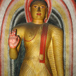 Statue of Buddha at Dambulla cave temple complex,Sri Lanka Unesc - Stockfoto