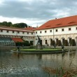 Wallenstein garden in Prague,Czech Republic — Stock Photo