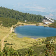Stock Photo: View of Lake Bezbog in national park of Pirin ,Bulgaria