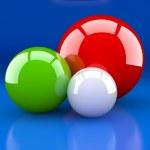 Multi-coloured spheres — Stock Photo #2749676