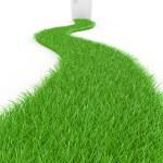 Green way — Stock Photo #3371051