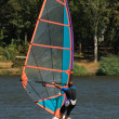 Stock Photo: Sailing sport