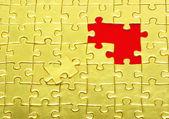 Puzzle — Zdjęcie stockowe