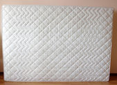 White mattress — Stock Photo