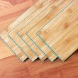 Wooden planks - Foto de Stock