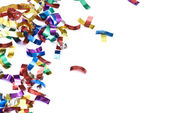 Confetti — Stock Photo