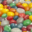 Colorful chocolat tabs — Stock Photo #3845004