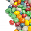 Colorful chocolat tabs — Stock Photo #3859404