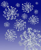 Abstract christmas background — Stock Photo