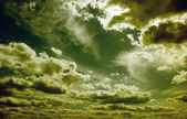 Bulutlar — Stok fotoğraf