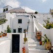 Santorini beautiful buildings — Stock Photo #2747114