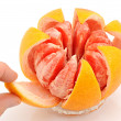 Ripe grapefruit — Stock Photo