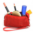 Stock Photo: Cosmetics bag