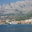 View of the resort Makarska . Croatia — Stock Photo #2880756