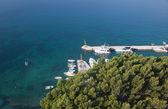 Holidays at sea. Croatia — Stock Photo