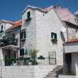 Apartments. Makarska. Croatia — Stock Photo #3125350