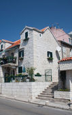 Apartments. Makarska. Croatia — Stock Photo