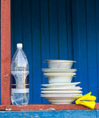 Dishes — Stock Photo