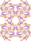 Spiral vector background. — Stock Vector