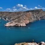 Постер, плакат: Crimean landscape Balaklava