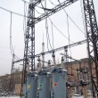 Electric Power Substation — Stock Photo