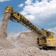 Industrial combine - Stock Photo