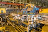 турбинный завод — Стоковое фото