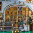 Interior of the Orthodox Church — Foto Stock