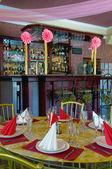 Interieur des restaurants — Stockfoto