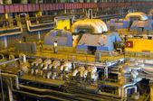 Turbine factory — Foto de Stock