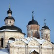 Stock Photo: Old orthodox church in Kirillov, Russia