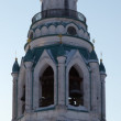 Bell tower of Sophia cathedral, Vologda — Stock Photo #2764621