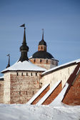 Kirillo-Belozersky monastery — Stock Photo