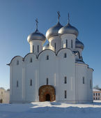 Sophia cathedral in Vologda Kremlin — Stock Photo