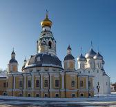 Vologda Kremlin in Russia — Stock Photo