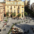 Sevilla, view from Giralda — Stock Photo