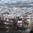 Panorama of Sevilla — Stock Photo