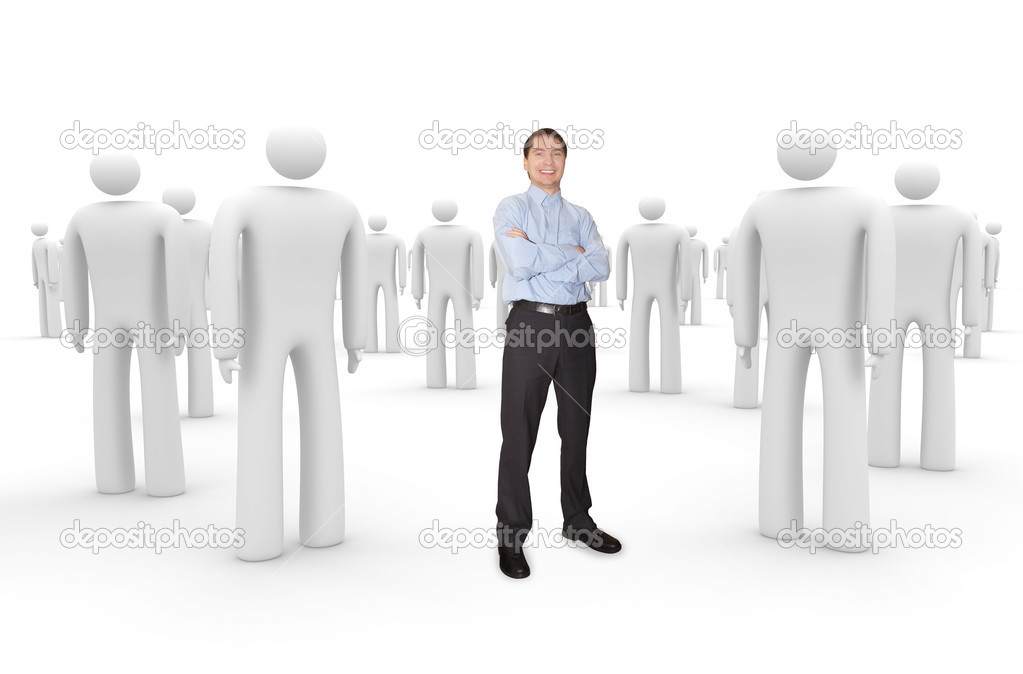 Individuality — Stock Photo #2928366